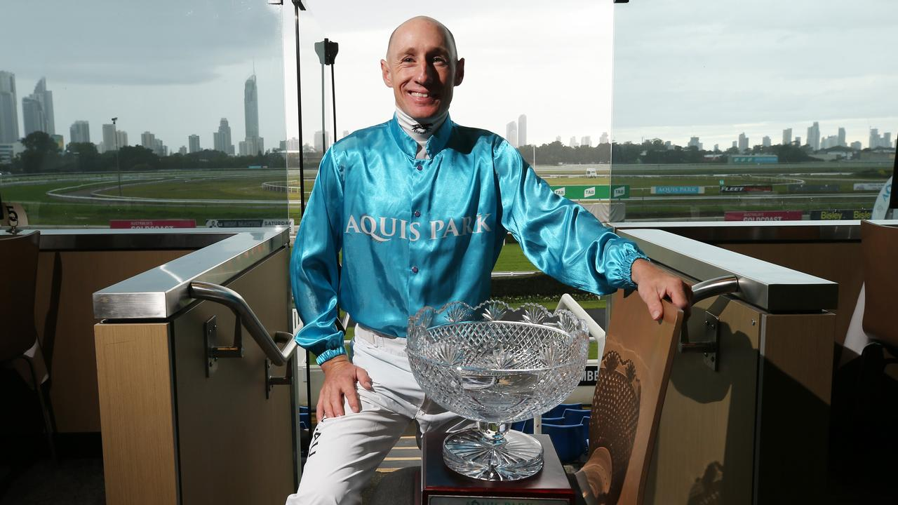 With Victoria looking unlikely Willie Pike is hoping to ride at the Gold Coast during the Magic Millions carnival in January. Picture: Glenn Hampson