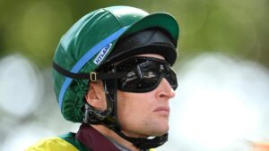 Jockey Craig Newitt has a solid book of seven rides at Thursday's Moe meeting. Picture: AAP.