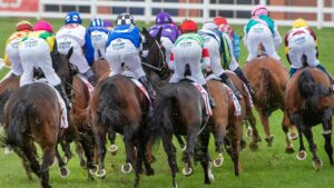 Racing participants will be required to have their first Covid-19 vaccination by Caulfield Cup day. Picture: Jay Town