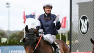 Ben Melham rubbed out for another three months. Picture: Racing Photos