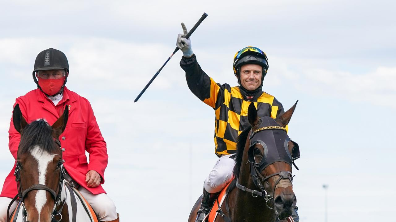 Brett Prebble was due to race a court hearing on Monday. Photo: Scott Barbour/Racing Photos via Getty Images