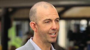 Jason Coyle is looking for Enduring Night to put her best foot forward at Kembla. Picture: Getty Images