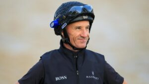 Jockey Glen Boss will attempt to carve out a niche in the Melbourne jockey ranks after the spring carnival. Picture : Getty Images.