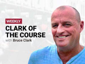 Bruce Clark's weekly Racenet column.