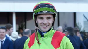 Jockey Declan Bates has a strong book of seven rides at Tuesday's Hamilton meeting. Picture : AAP.