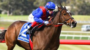 Katie Mallyon says Cox Plate favourite Zaaki is a very intelligent horse. Picture: Getty Images