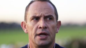 Chris Waller is confident Verry Elleegant can bounce back from a flat run in the Cox Plate. Picture: Getty Images