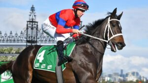 Verry Elleegant is ready to bounce back from her disappointing run in the Turnbull Stakes. Picture: Getty Images