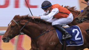 Ellsberg has drawn ideally in barrier 1 for the $7.5 million Golden Eagle. Picture: Getty Images